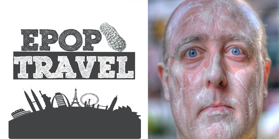 EPoP 006: Gary Arndt on How to Become a World Famous Travel Blogger and See Everything, Everywhere