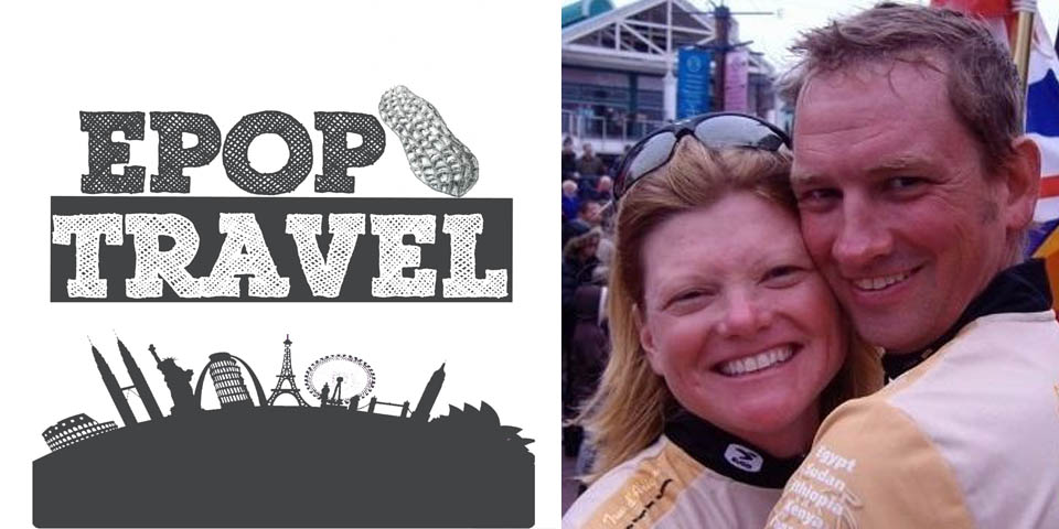 EPoP 013: Why Adventure Travel Isn't Just for Super Athletes and The Joys of Couples Travel with Dave and Deb