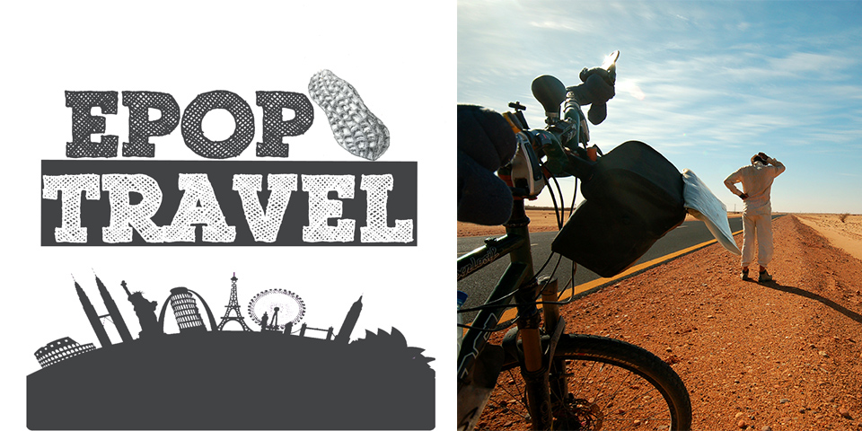 EPoP 015: The Art of Storytelling and Epic Bike Trips with Tom Allen