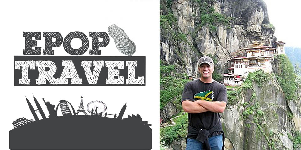 EPoP 019: The Youngest American Ever to Visit Every Country in the World with Lee Abbamonte