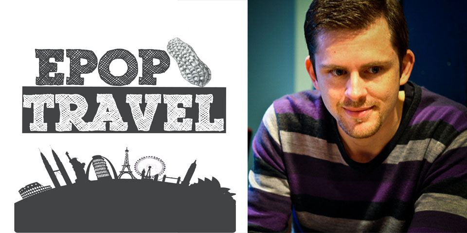 EPoP 021: Chris Guillebeau on Going Big, Guinea-Bissau, and the $10 Rule