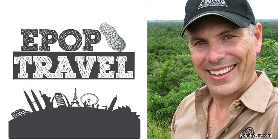 EPoP 023: The Secret to Being Treated Like a Rockstar When Flying with Johnny Jet