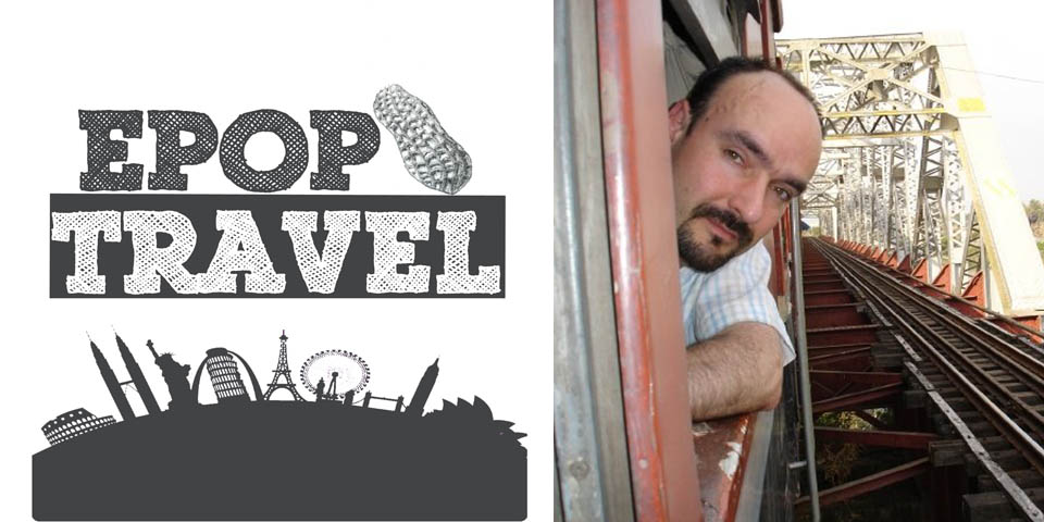 EPoP 027: The How, When, Where, and Why of Train Travel with The Man in Seat 61