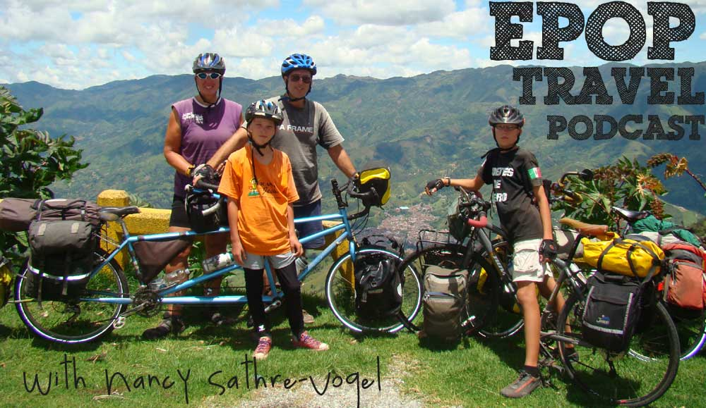 EPoP 028: From Alaska to Argentina with a Family of Four