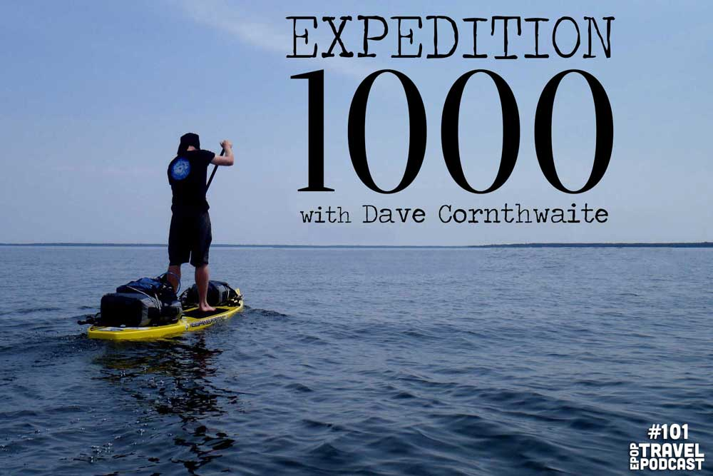 Expedition 1000 with Dave Cornthwaite