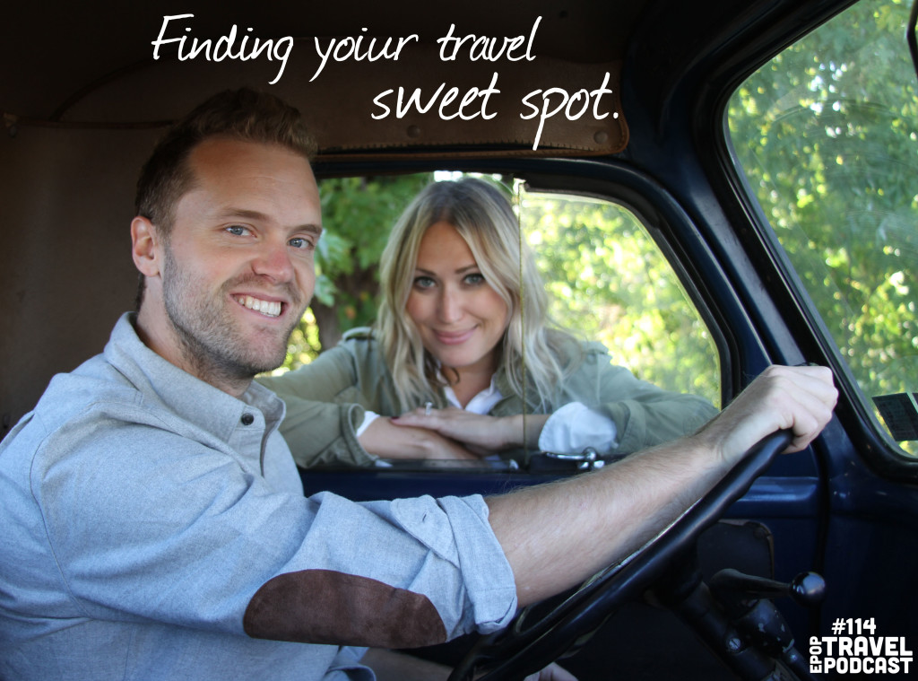 TravPacking- Finding Your Travel Sweet Spot