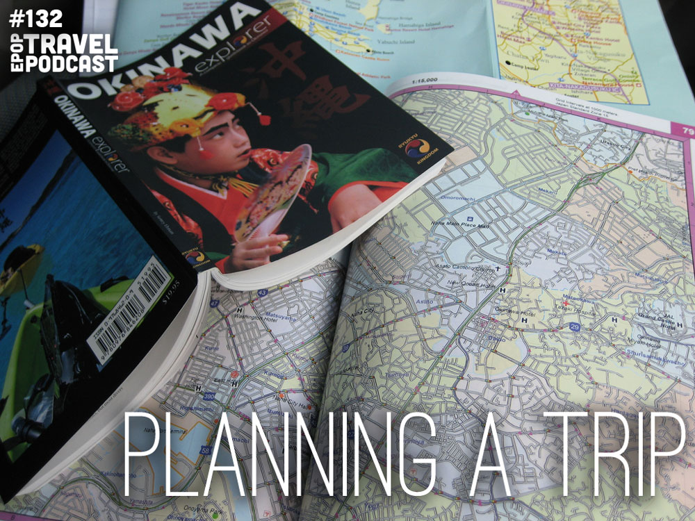 Pre-Trip Planning:  How Much Research Should You Really Do?