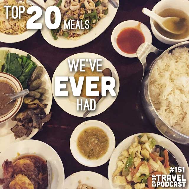 The Best 20 Meals in the World