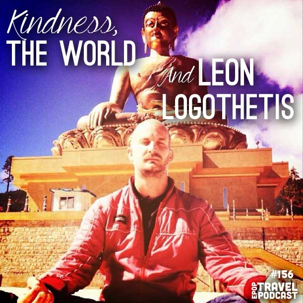 Kindness, The World, and Leon Logothetis