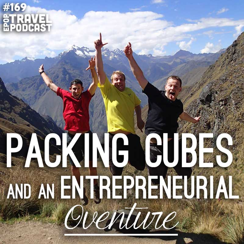 Packing Cubes and an Entrepreneurial Oventure, Part 2