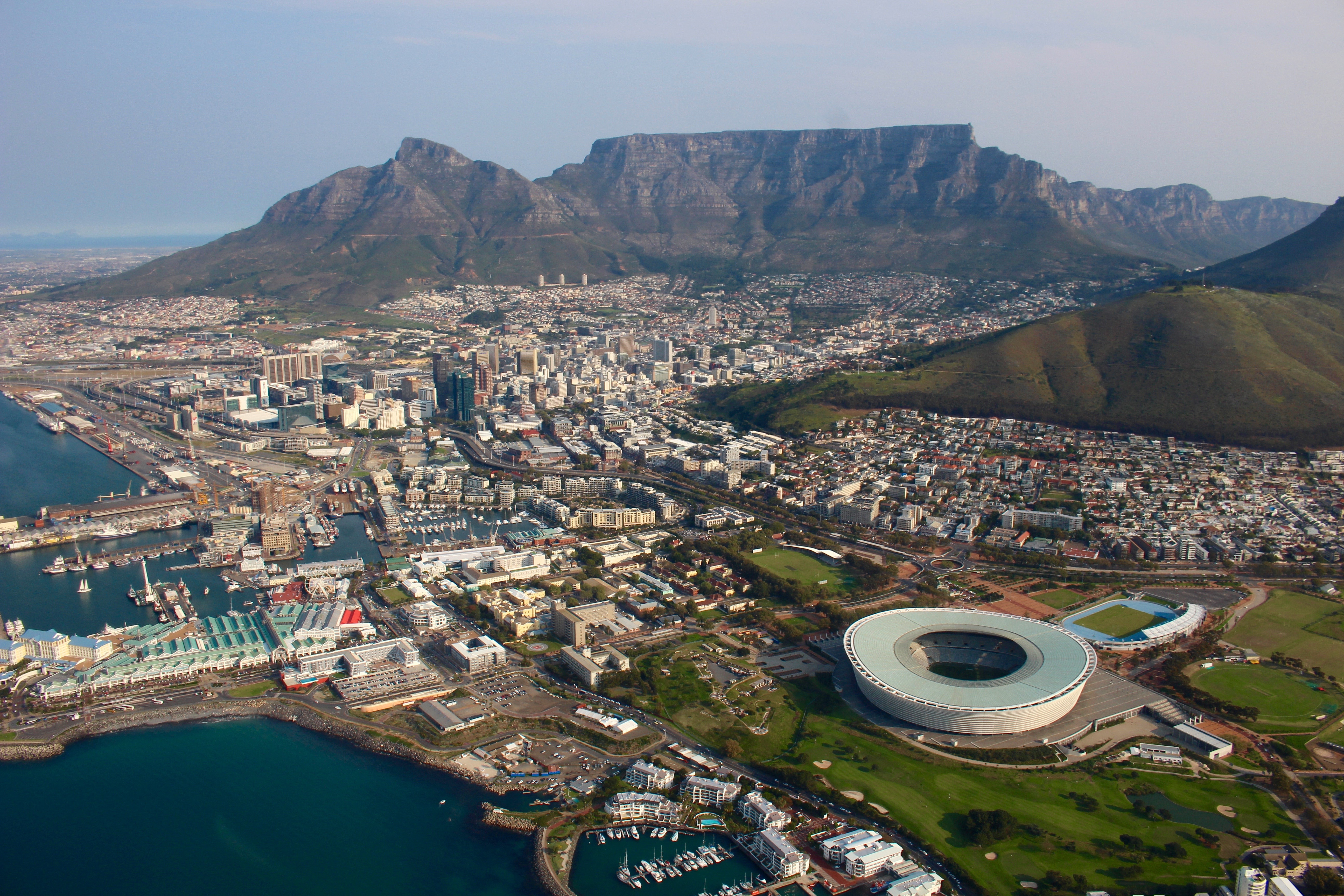 A Guide to Building Your Perfect Cape Town Itinerary