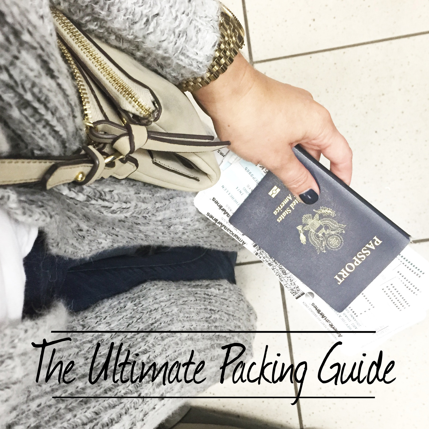 The Ultimate Packing Guide for Women – Fall Weather