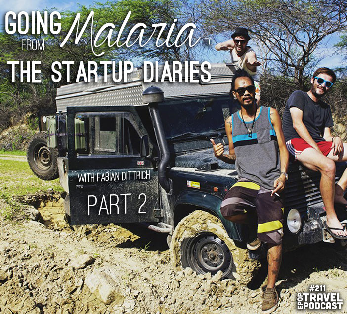 Going From Malaria to The Startup Diaries with Fabian Dittrich, Part 2