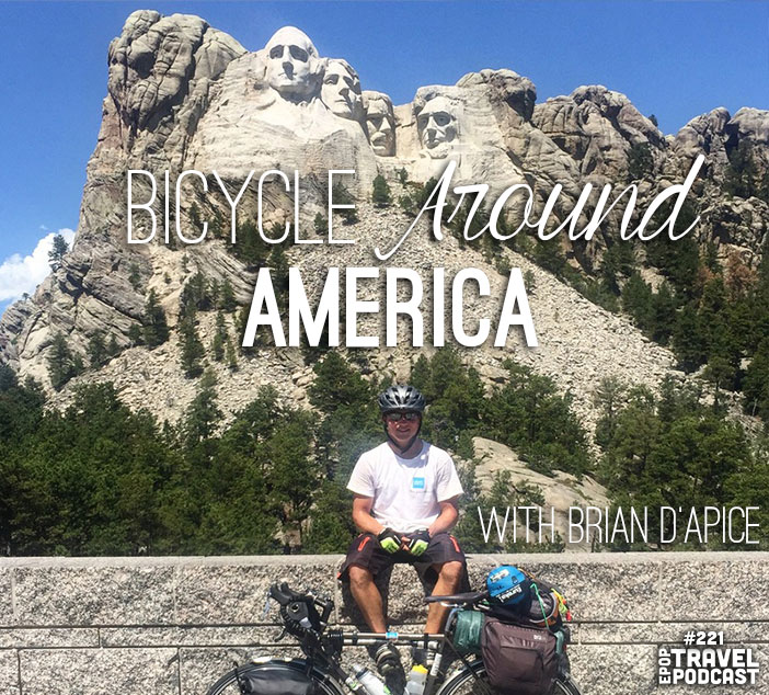 Bicycle Around America with Brian D'Apice