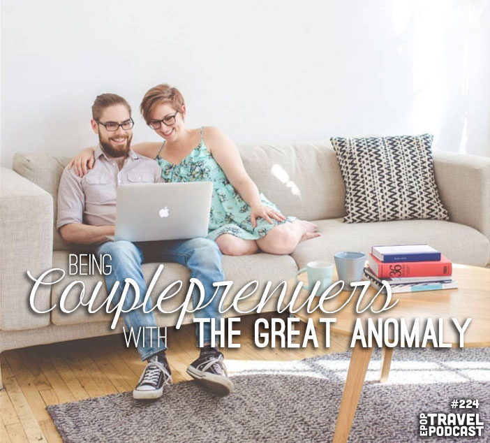 Being Couplepreneurs with The Great Anomaly