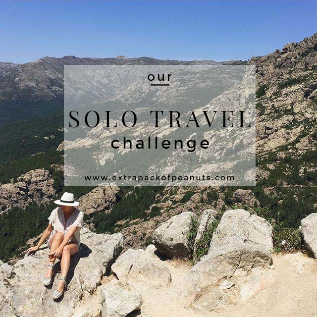 Our Solo Travel Challenge