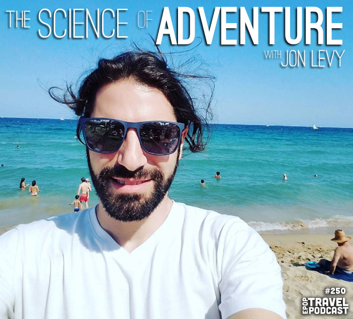 The Science of Adventure with Jon Levy