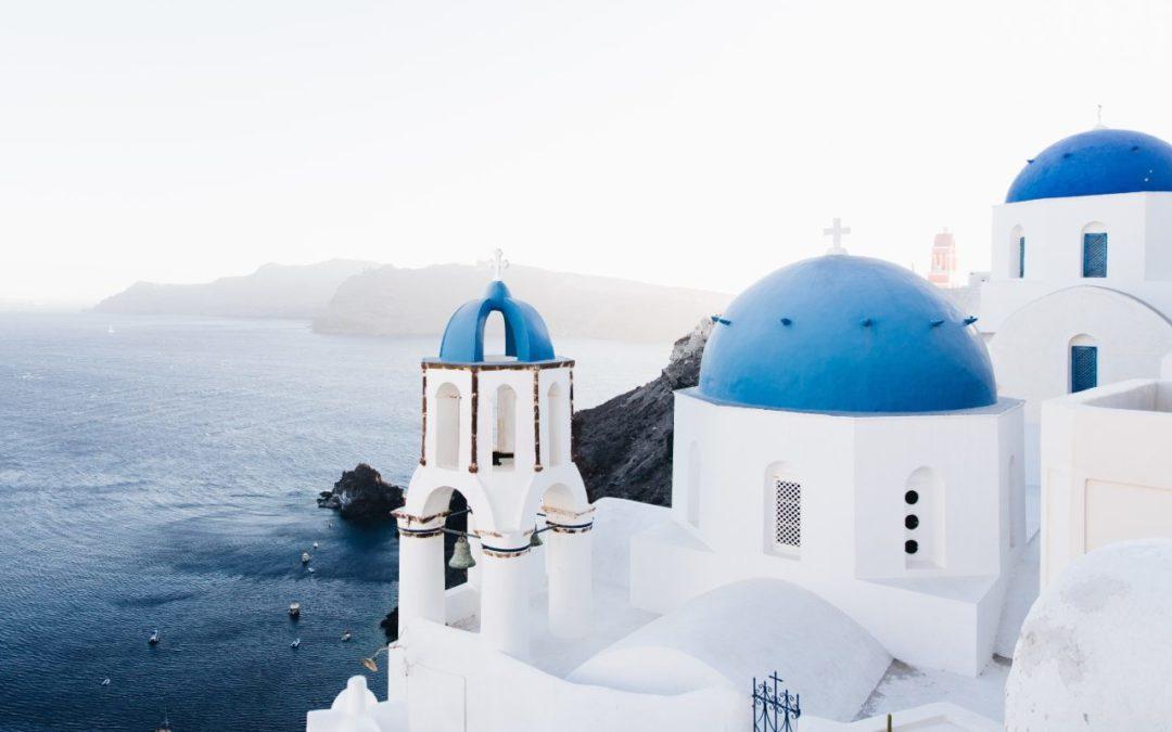 Destination Diary – Santorini, Greece