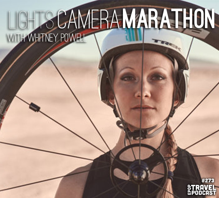 Lights, Camera, Marathon with Whitney Powell