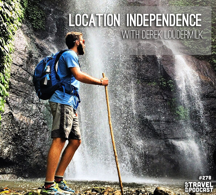 Adventure, a Newborn, and Location Independence with Derek Loudermilk