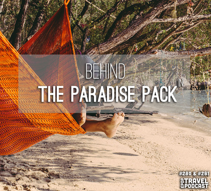 Behind The Paradise Pack (2017)