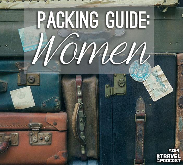 Packing Guide: Women