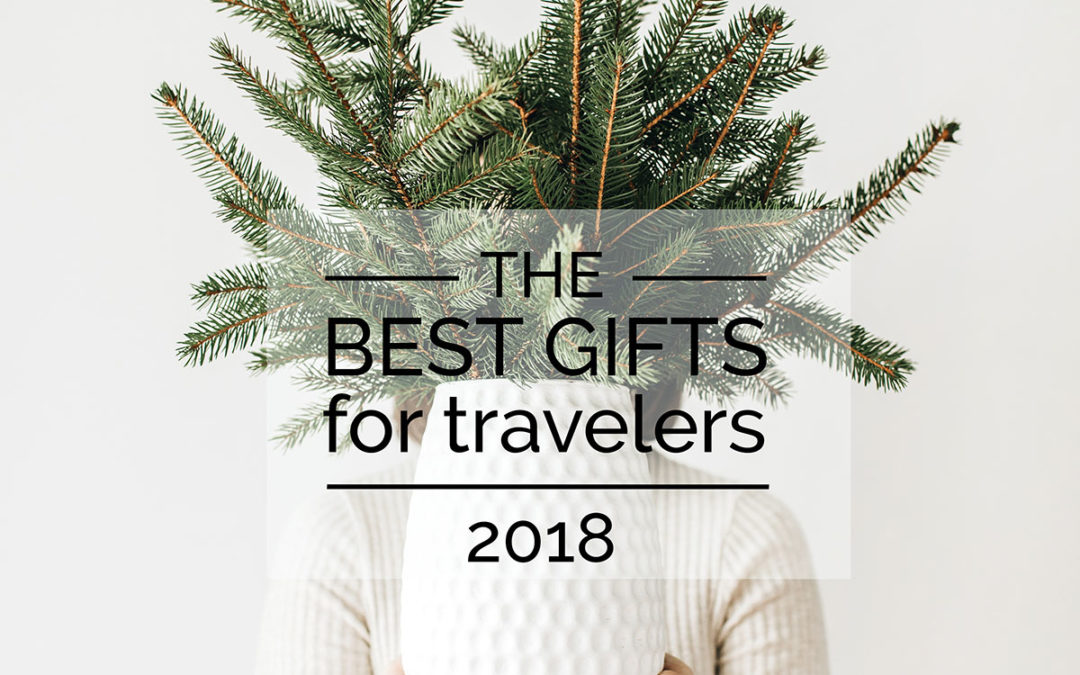 The 49 Best Gifts for Travelers