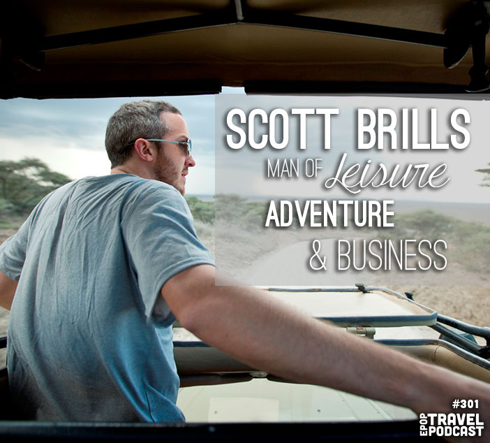 Scott Brills, a Man of Leisure, Adventure, and Business