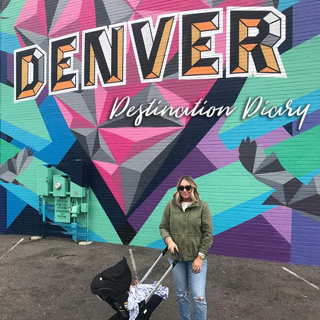 Destination Diary: Denver