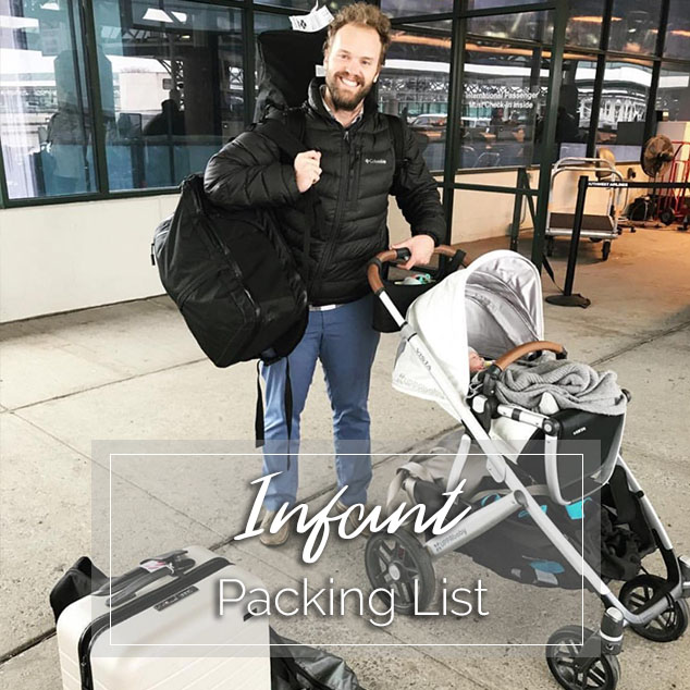 Infant Packing List