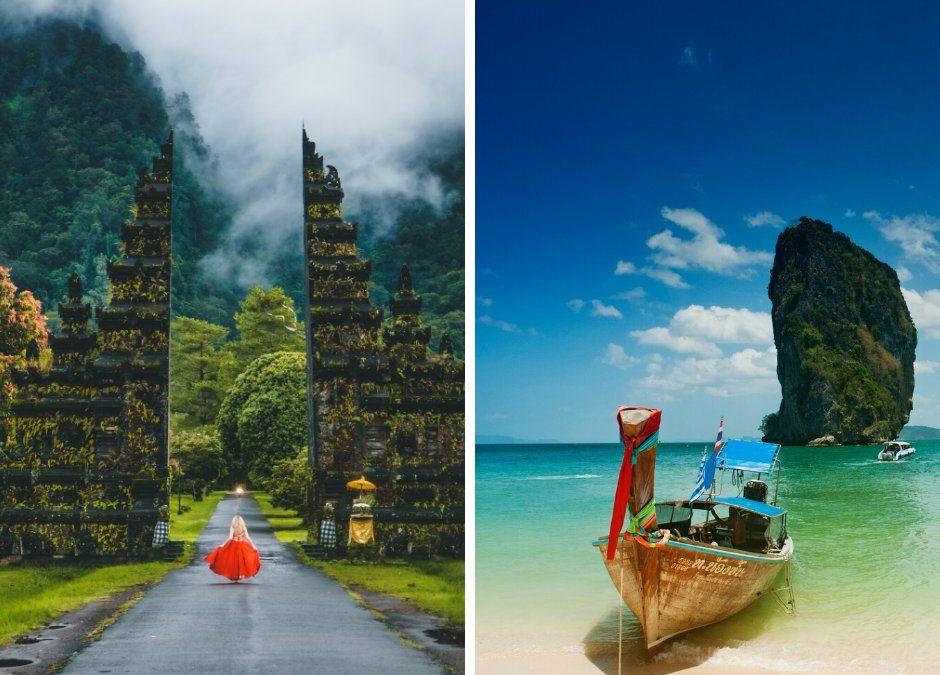 Thailand vs Bali