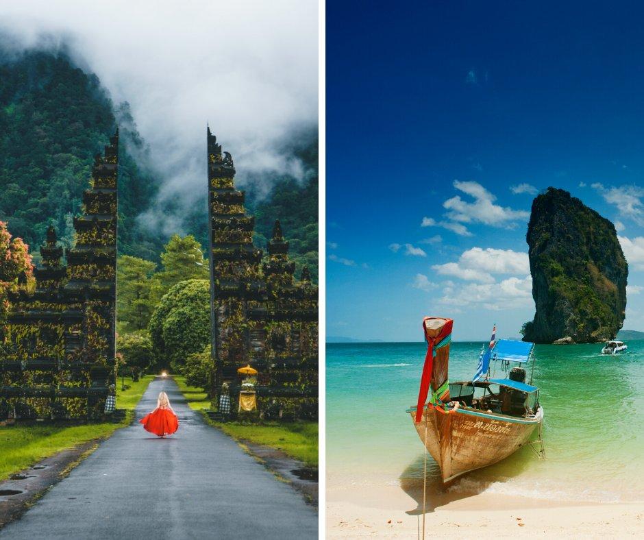 Extra Pack of Peanuts Podcast Bali vs Thailand