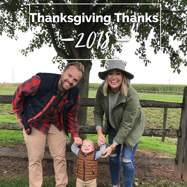 Extra Pack of Peanuts Podcast 340 Thanksgiving Thanks 2018