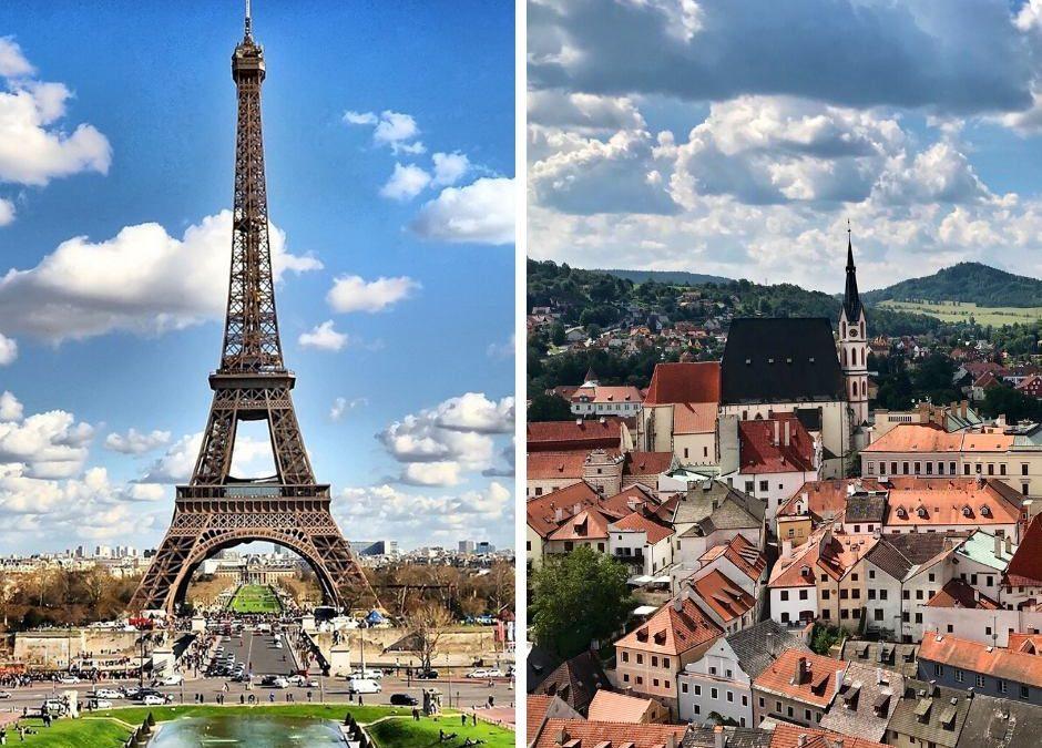 Eastern vs. Western Europe
