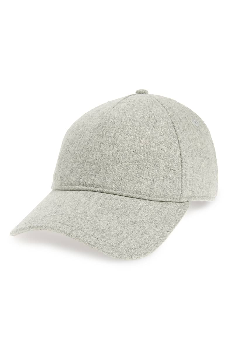 Linen Travel Hat
