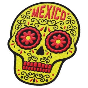 Mexico Vagabond Heart Patch
