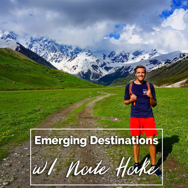 Emerging Destinations with Nate Hake
