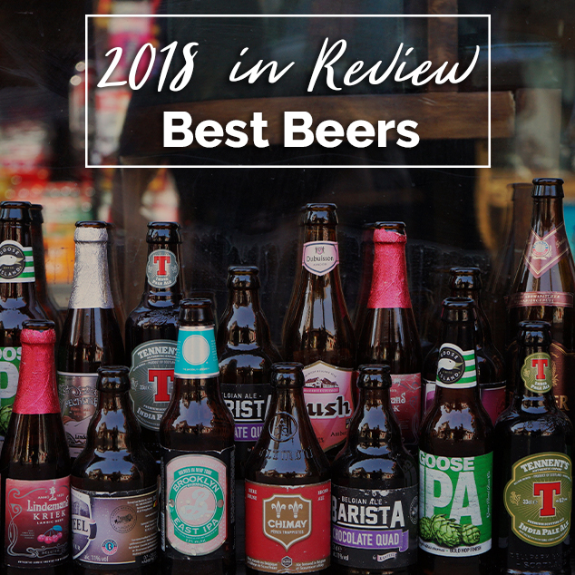 Extra Pack of Peanuts 350: Best Beers 2018 in Review