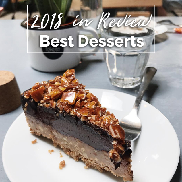 Extra Pack of Peanuts Podcast #351 Best Desserts 2018 in Review