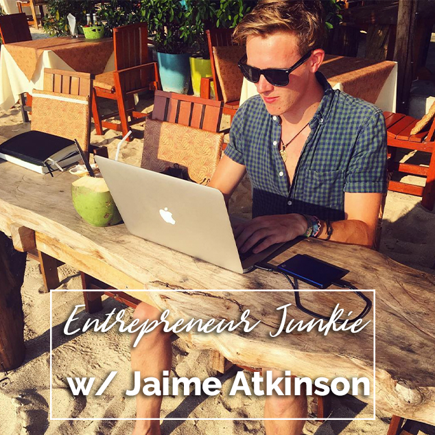 Extra Pack Of Peanuts Podcast Entrepreneur Junkie w/ Jaime Atkinson