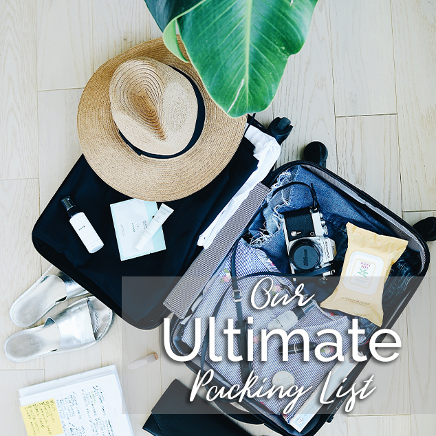 Extra Pack Of Peanuts Podcast Our Ultimate Packing List