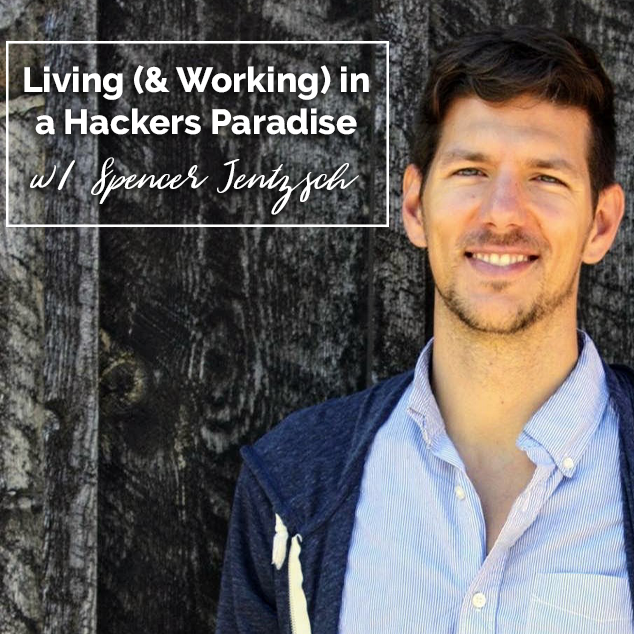 Extra Pack of Peanuts Podcast Living (& Working) In A Hackers Paradise w/ Spencer Jentzsch