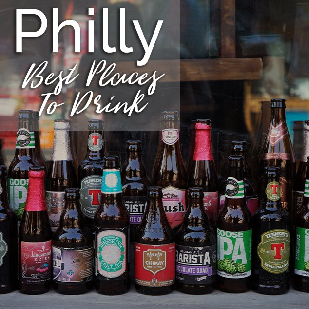 Extra Pack of Peanuts Podcast 393 Philly: Best Places To Drink