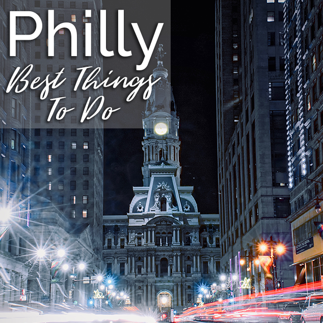 Extra Pack of Peanuts Podcast 394 Philly: Best Things To Do