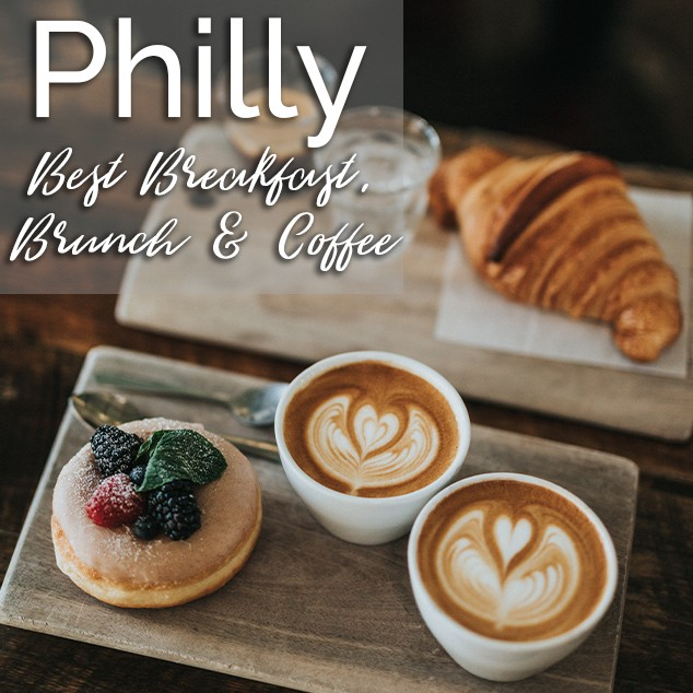 Extra Pack of Peanuts Podcast 392 Philly: Best Breakfast/Brunch and Coffee