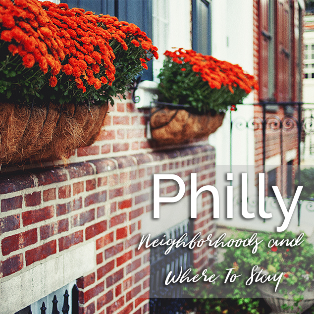 Extra Pack of Peanuts Podcast 390 Philly: Neighborhoods and Where to Stay