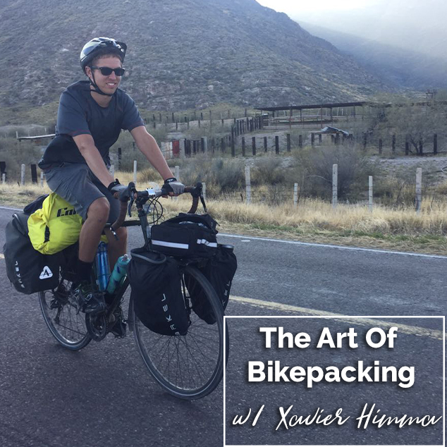 Extra Pack of Peanuts Podcast 396 The Art Of Bikepacking w/ Xavier Himma