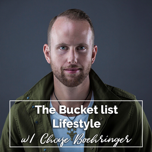 Extra Pack Of Peanuts Podcast 402 The Bucket List Lifestyle w/ Chase Boehringer