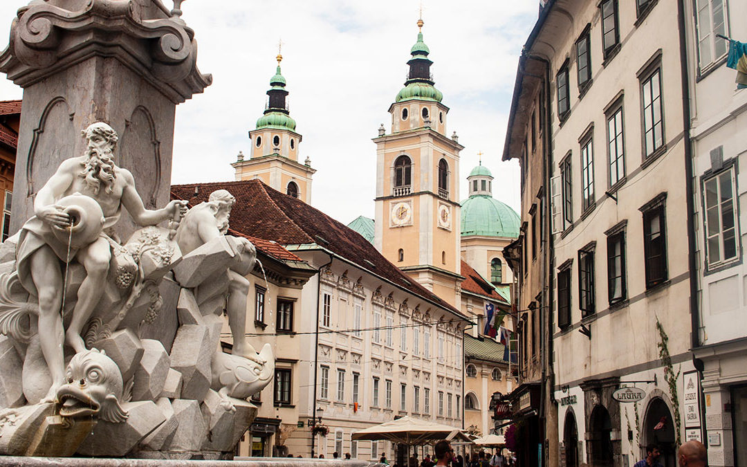 Destination Diary: Slovenia