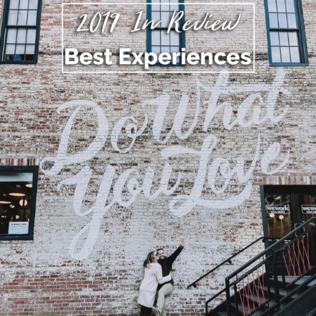 Extra Pack of Peanuts Podcast Best Experiences - 2019 In Review